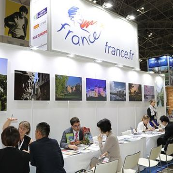 France booth